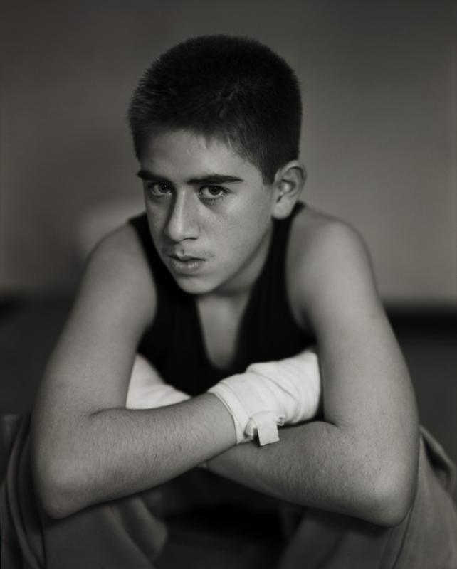Dave Woody:  Boxer #1, Denver CO
