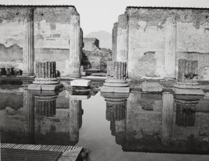 William Wylie: Pompeji #16